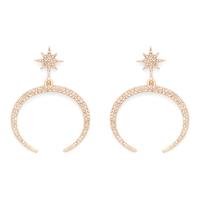 SLATE Lyra Earrings in Gold