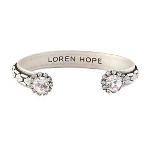 Loren Hope Marley Bracelet in Silver