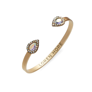 Loren Hope Mini Sarra Cuff in Iridescent