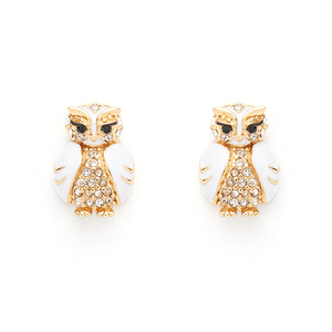 Kate Spade Owl Studs