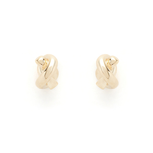 Kate Spade Sailor Knot Studs in Gold