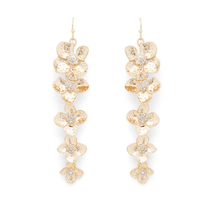 Perry Street Arabella Earrings in Gold