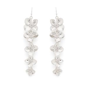 Perry Street Arabella Earrings in Silver