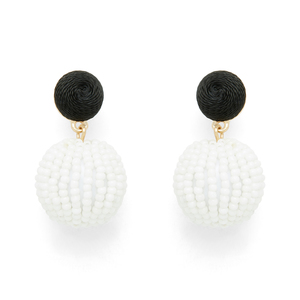 Perry Street Luna Drop Earrings
