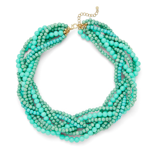 Perry Street Emilee  Beaded Necklace