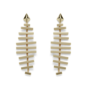 SLATE Malin Drop Earrings