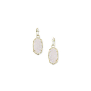 Kendra Scott Lee Earrings in Iridescent Drusy