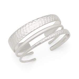 Kendra Scott Tiana Bracelets in Bright Silver