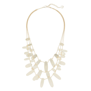 Kendra Scott Nettie Necklace in Gold