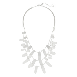 Kendra Scott Nettie Necklace in Silver