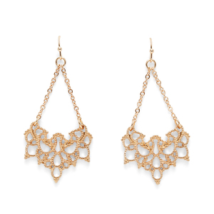 Perry Street Emlyn Filigree Earrings